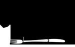 Restaurang D.J Logotyp